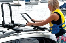 Rhino-Rack® - J-Style Kayak Carrier
