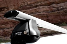 Rhino-Rack® - Master-Fit Aero Roof Rack System Silver Bars