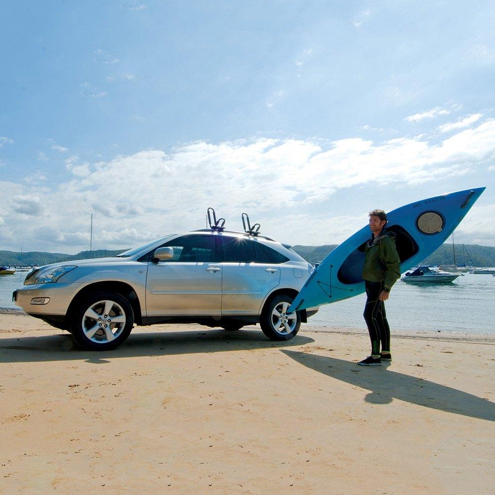 Mini Cooper Kayak Rack: Subaru WRX Naked Roof 2016 Fixed J-Style
