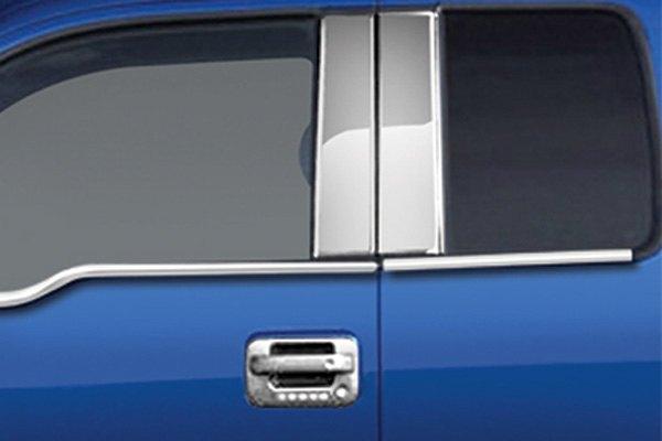 Ri 174 Ford F 150 2012 Polished Window Sills