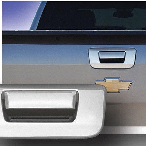 2007 chevy silverado chrome accessories trim at carid html autos weblog. Black Bedroom Furniture Sets. Home Design Ideas