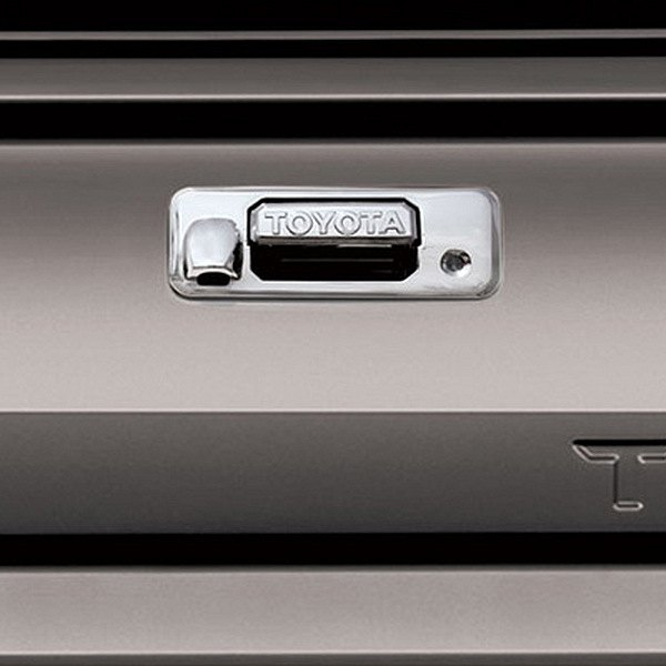 RI Toyota Tundra 2014 2015 Chrome Tailgate Handle Cover