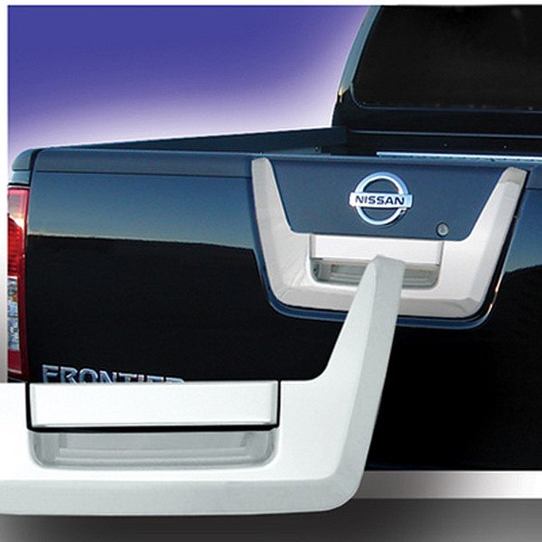 Ri 174 65 Nifro05 Nissan Frontier 2005 Chrome Tailgate