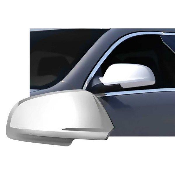 2007 Saturn Aura Interior: Saturn Aura 2007 Chrome Mirror Covers