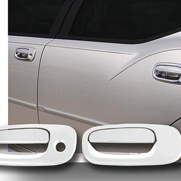 Dodge Charger 2007 Chrome ABS Plastic Door Handle Covers