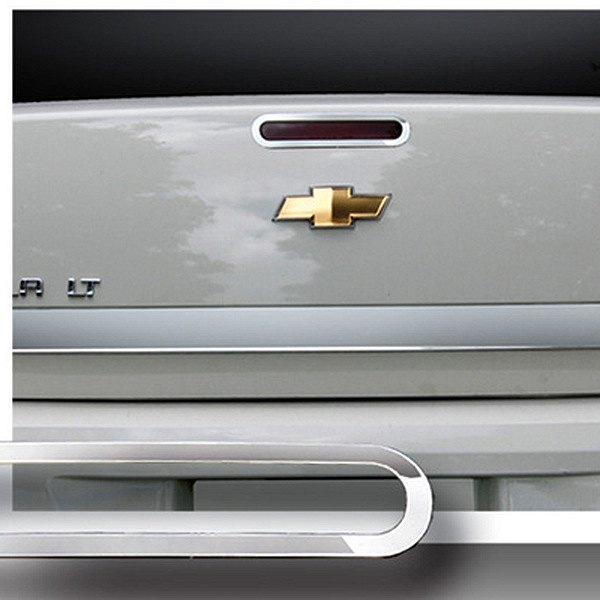 ri 699 chimp06 chevy impala 2006 polished 3rd brake light cover. Black Bedroom Furniture Sets. Home Design Ideas