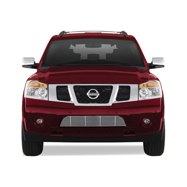 Ri Nissan Armada 2008 2012 Billet Grille