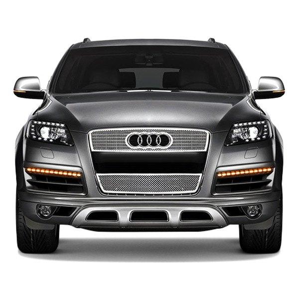 Audi Q7 2012-2015 Weave Mesh Grille
