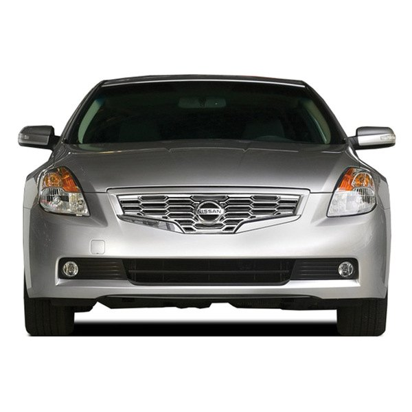RI® - Nissan Altima 2008-2009 Chrome Grille Overlay