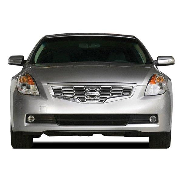 RI® - Nissan Altima 2008-2009 Chrome Grille Overlay
