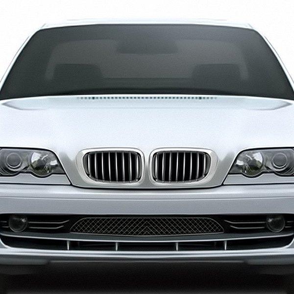 BMW 3-Series 2002-2003 Chrome Billet Grille