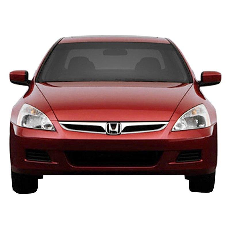 Honda Dealers In Ri: Honda Accord 2006-2007 Factory Style Grille