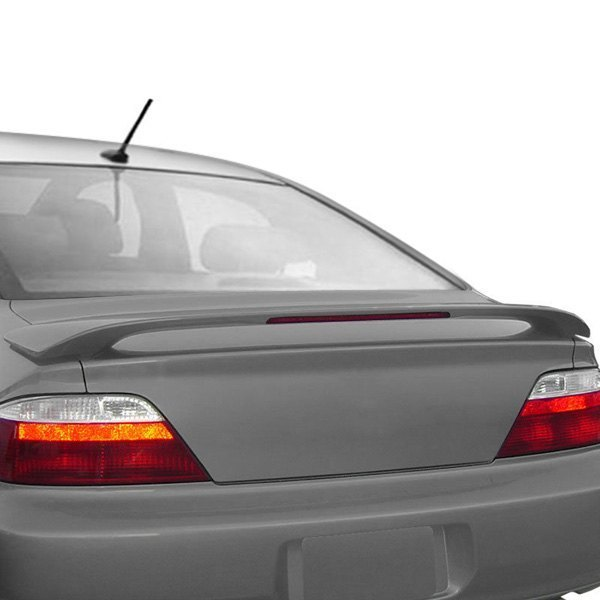 Factory Style Rear Spoiler With Light