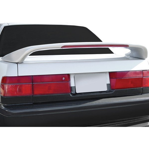 Honda Dealers In Ri: Mid-Wing Style Fiberglass Rear Spoiler