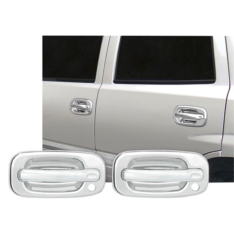 Chevy Tahoe 2005 Chrome Door Handle Covers