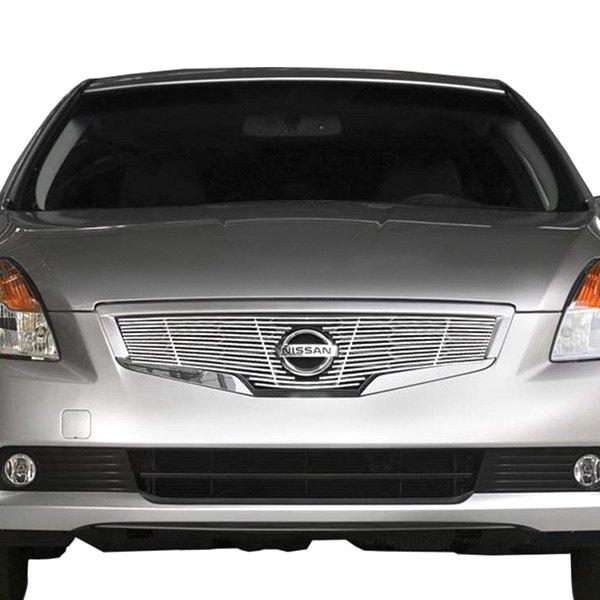 Ri 174 Nissan Altima 2008 2009 1 Pc Chrome Billet Grille