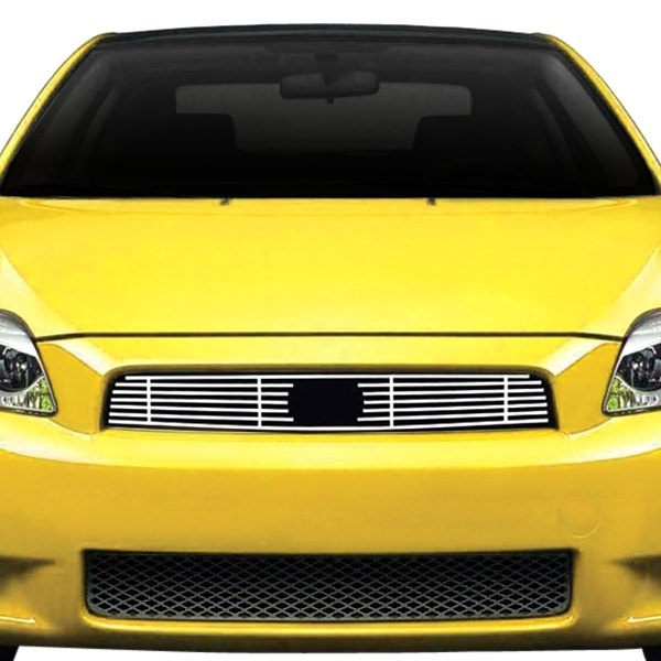 Ri Scion Tc 2005 2007 2 Pc Chrome Billet Grille