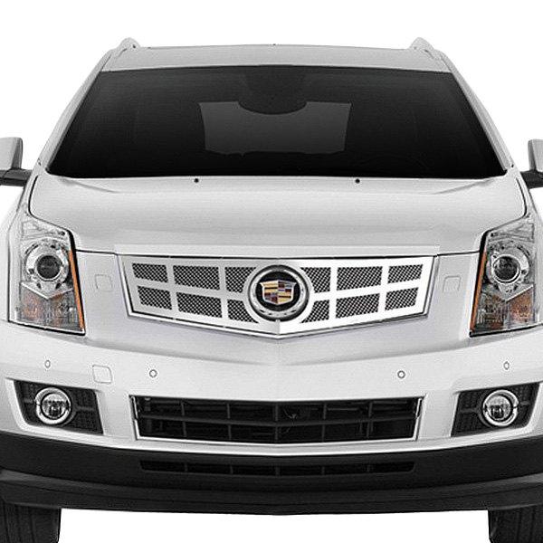 Cadillac Srx: Cadillac SRX 2011 1-Pc Perimeter Chrome Weave Mesh