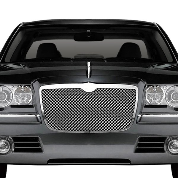 Chrysler 300 / 300C 2010 1-Pc Perimeter Chrome Weave