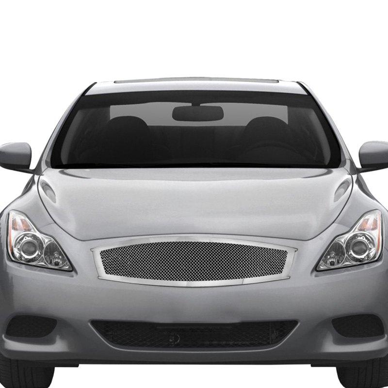 Ri Infiniti G37 Convertible Coupe 2009 1 Pc Perimeter Chrome