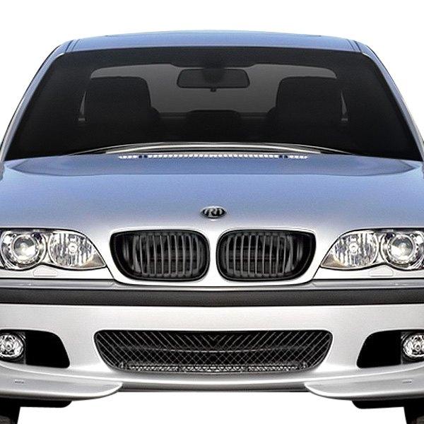 BMW 3-Series 2002 1-Pc Black Billet Main Grille