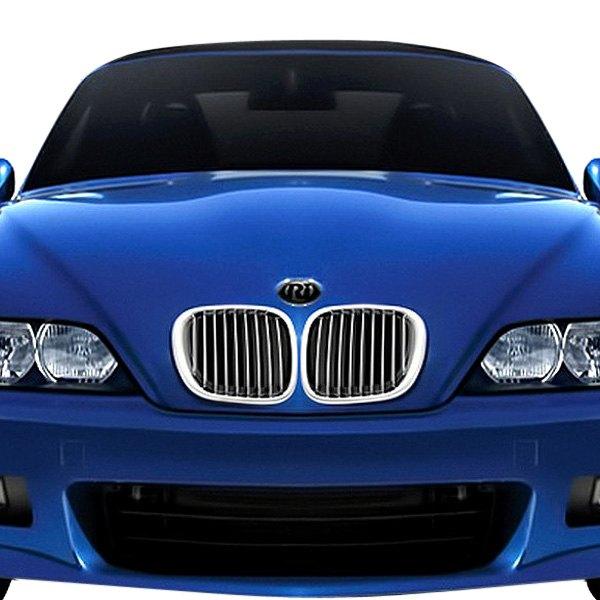 Bmw Z3 Specialist: BMW Z3 1996 1-Pc Chrome Billet Grille