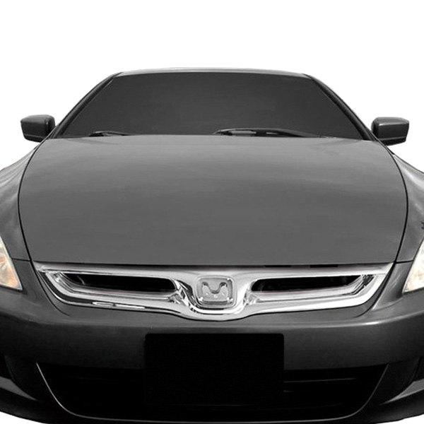 Honda Dealers In Ri: Honda Accord 2007 1-Pc Factory Style Chrome Billet