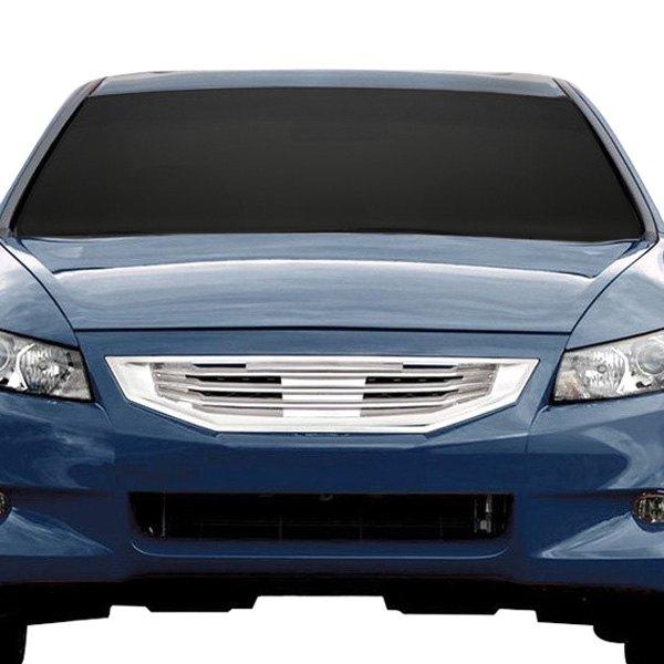 Honda Dealers In Ri: Honda Accord 2009 1-Pc Chrome Billet Grille