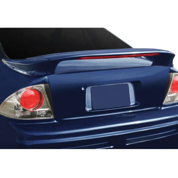 Honda Dealers In Ri: Honda Accord Coupe / Sedan 1995 Mid-Wing Style