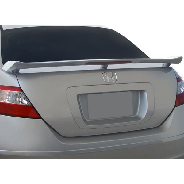 Honda Dealers In Ri: Factory Style Rear Spoiler With Light