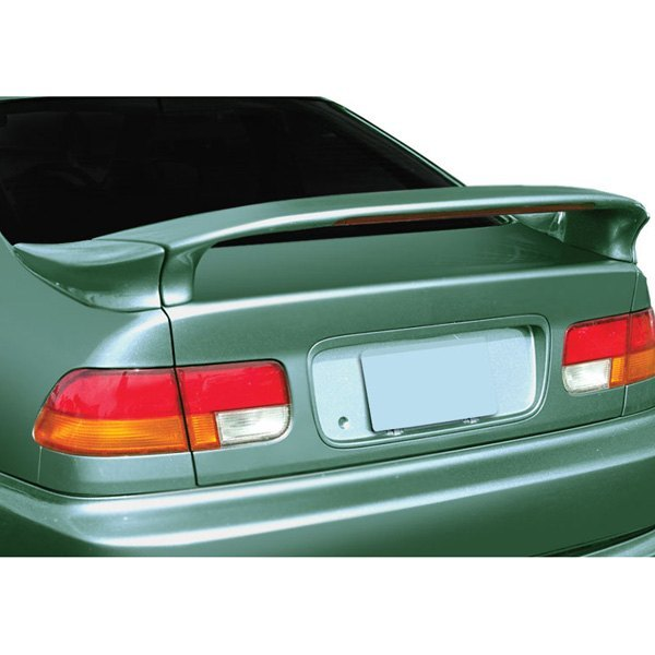 Honda Dealers In Ri: Honda Civic Coupe 1998 Mid-Wing Style Fiberglass