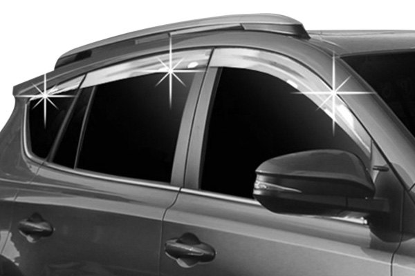 Ri 174 Toyota Rav4 2013 2018 Tape On Front And Rear Window