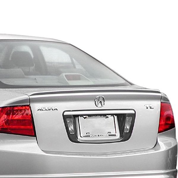 Acura TL 2006 Factory Style Rear Lip Spoiler