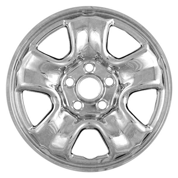 Honda Dealers In Ri: 16'' 5 Spokes Chrome Wheel Skins