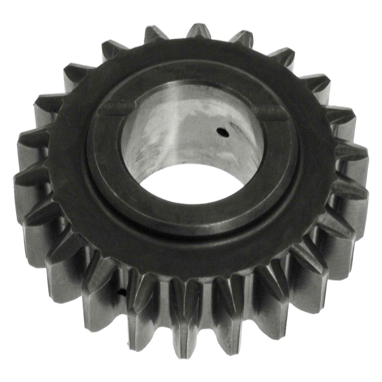 idler gear torque relationship
