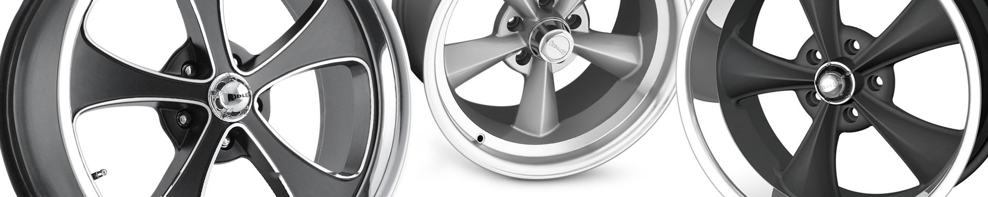 Universal RIDLER WHEELS & RIMS