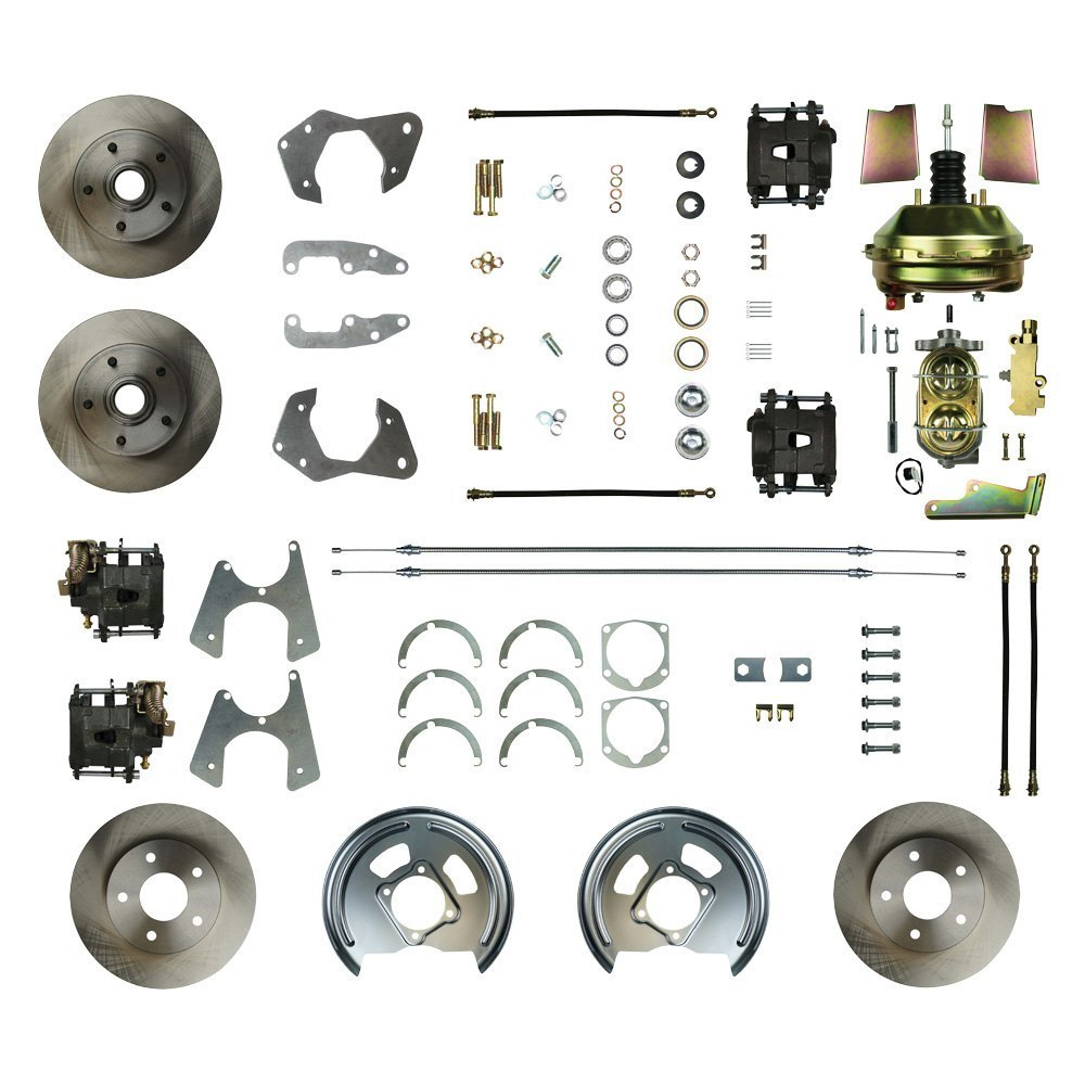 how to change drum brakes to disc