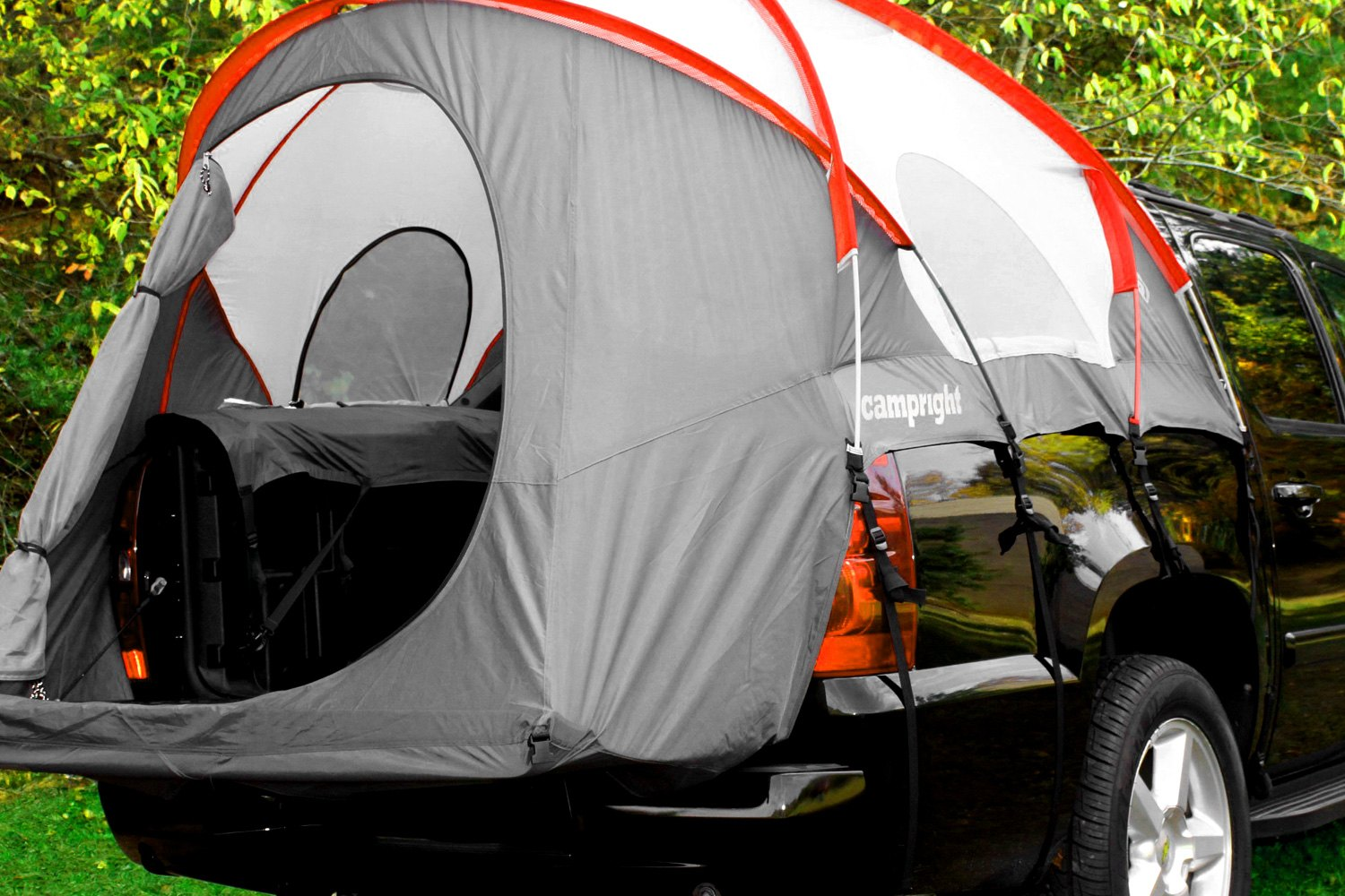 Car Driving Tent Picture : Rightline gear truck tent best price on