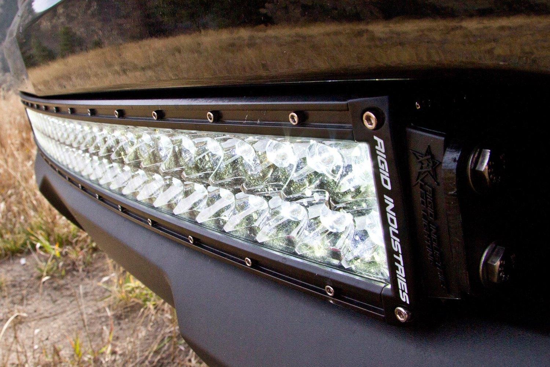 Rigid Light Bar >> Rigid Industries E Series Pro Dual Row Led Light Bar 28 30 38 40 50