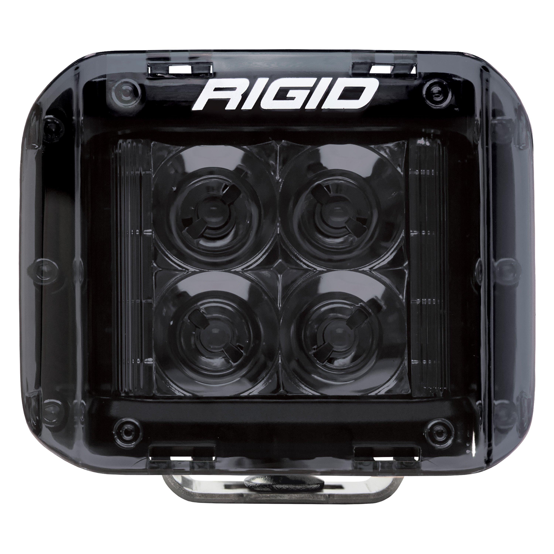 Smoke Rigid Industries 32188 D-Ss Series Light Cover