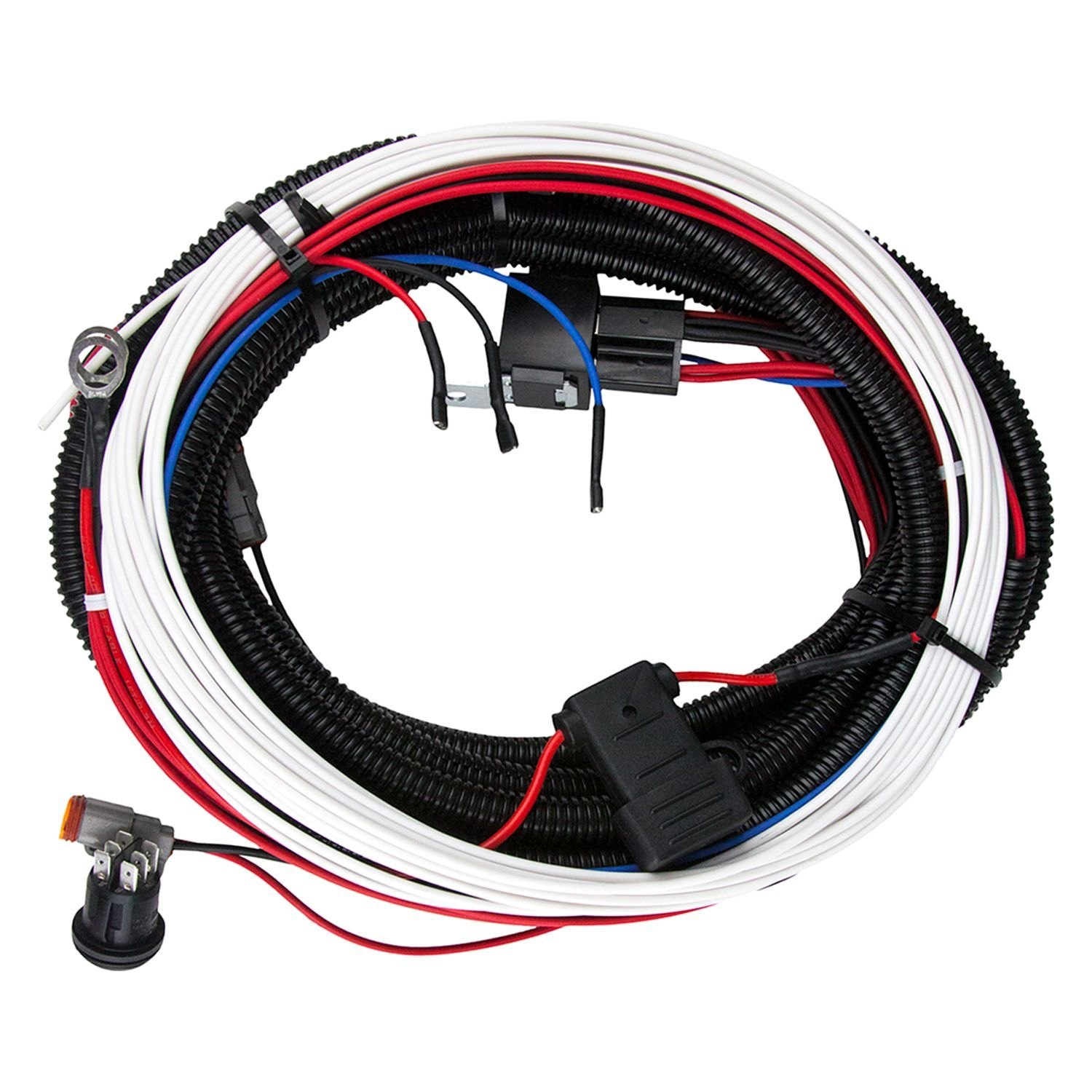 rigid industries� 40192 backup wiring harness for d series, sr qrigid industries� backup wiring harness