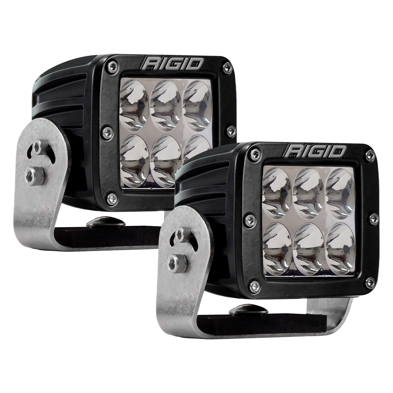 "Led Lights In Series: D-Series Pro HD 3"" 2x44W"