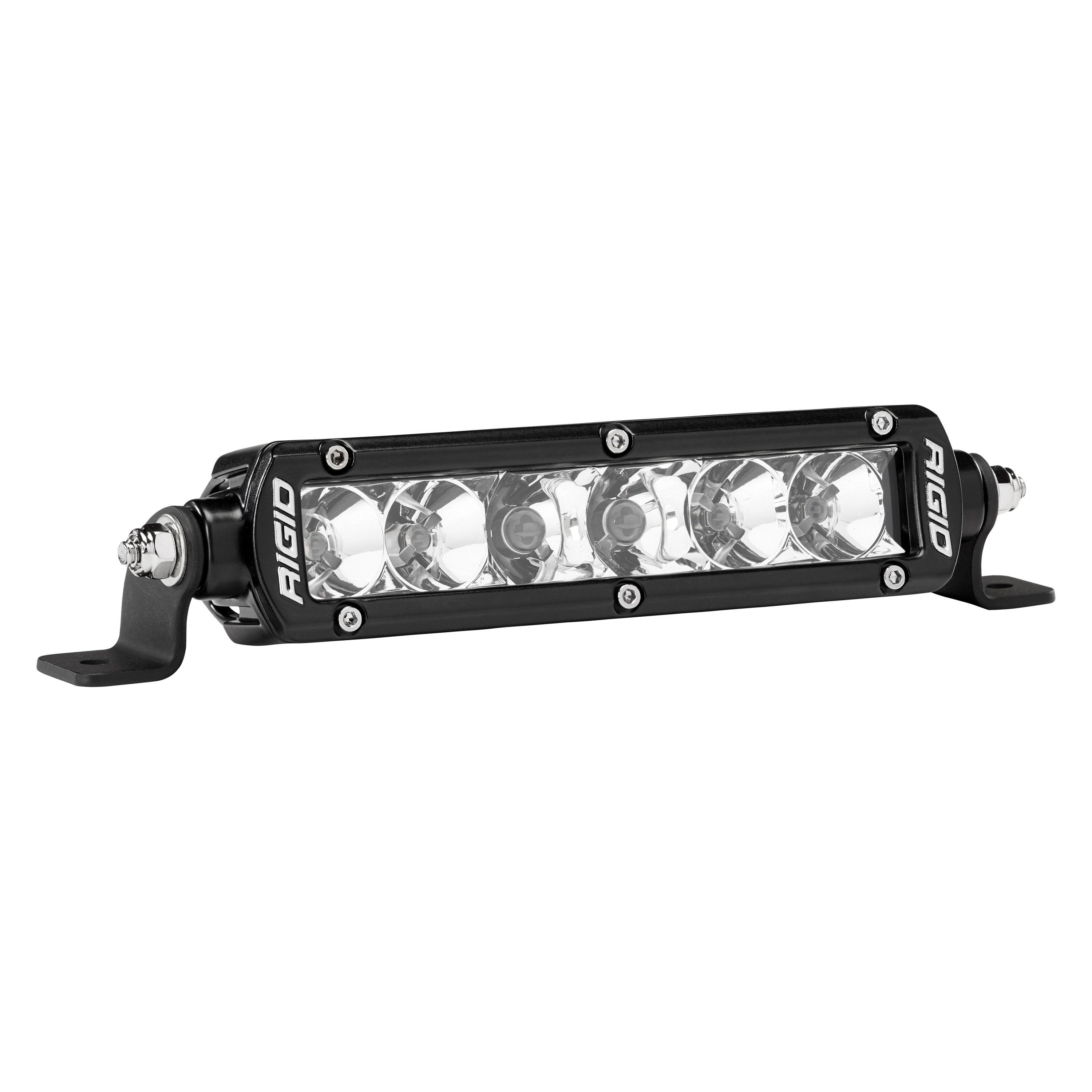 Rigid industries 906313 sr series pro 6 47w combo spotflood rigid industries sr series pro 6 47w combo spotflood beam aloadofball Images