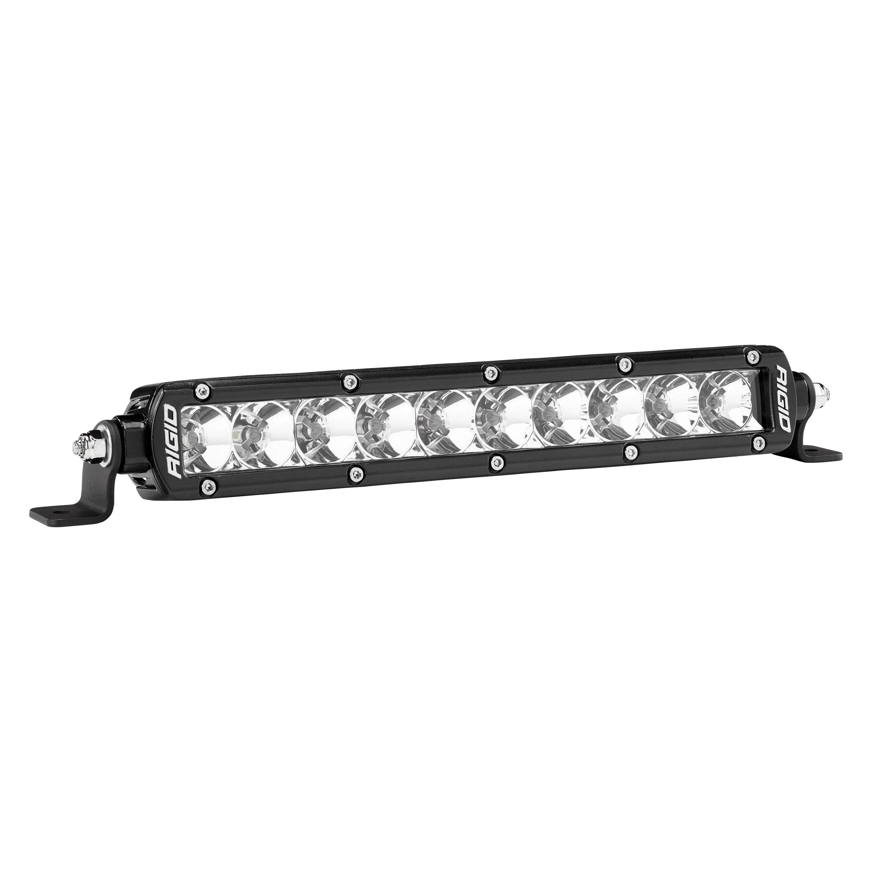 rigid industries 174 910113 sr series pro 10 quot 60w flood beam led light bar