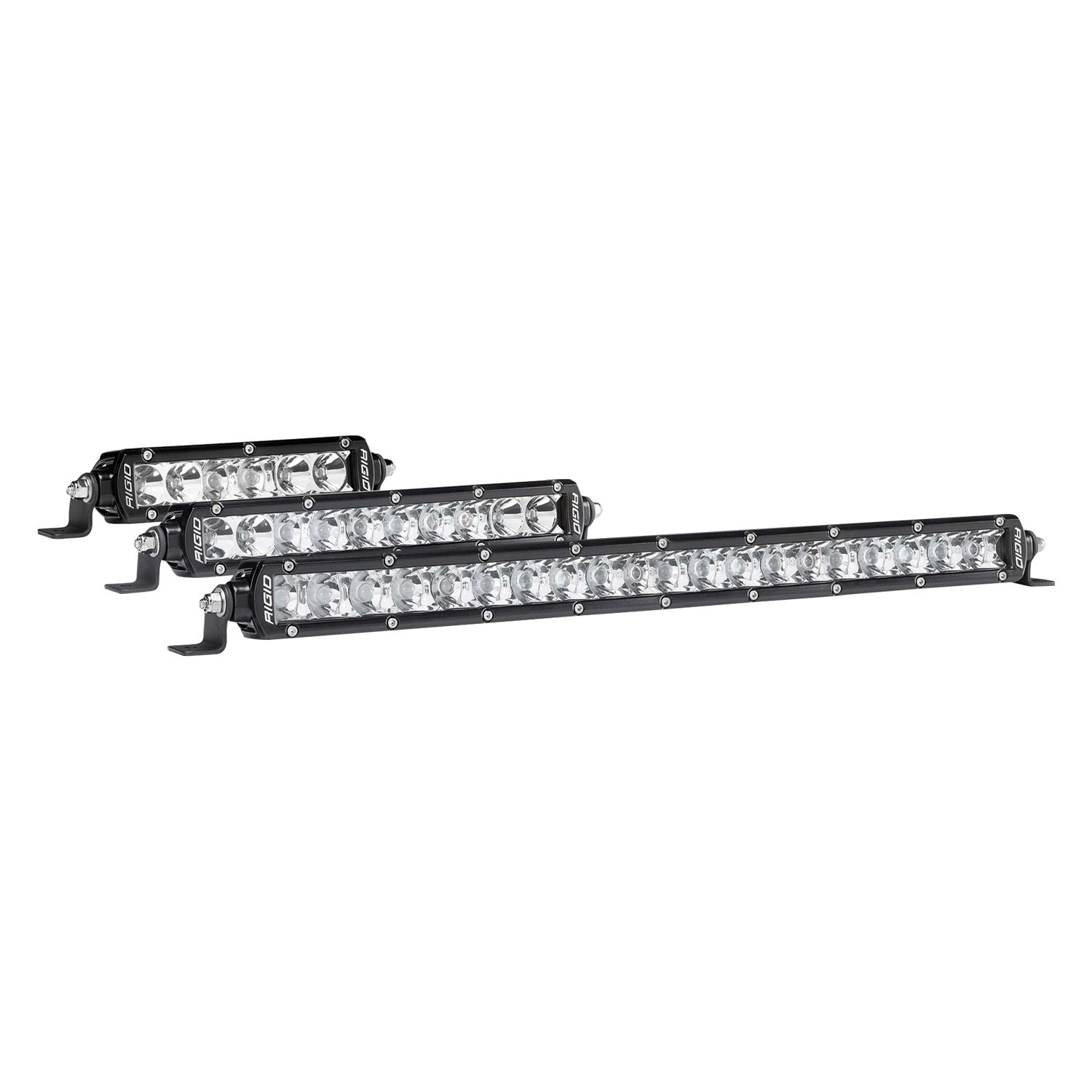 Rigid industries sr series 10 359w amber led light bar rigid industries sr series led light bars aloadofball Images