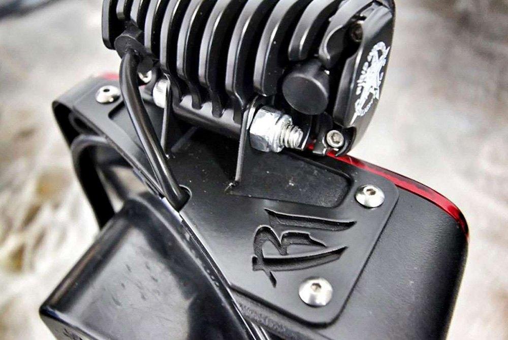 Rigid Industries 174 Jeep Wrangler 2007 2015 Tail Light