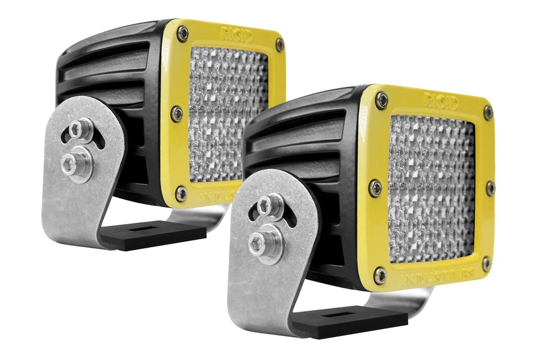 rigid industries dually series led lighting quadratec. Black Bedroom Furniture Sets. Home Design Ideas