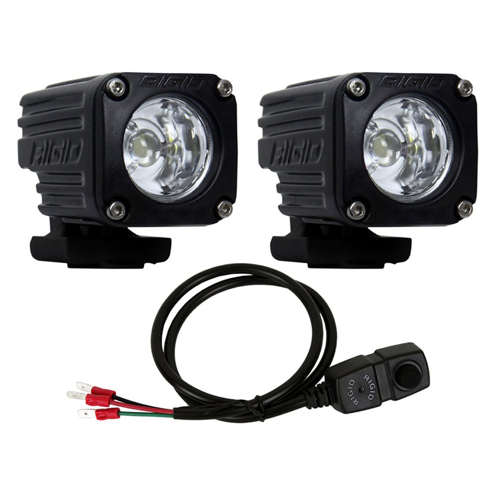 Rigid Industries Motorcycle Led Driving Light
