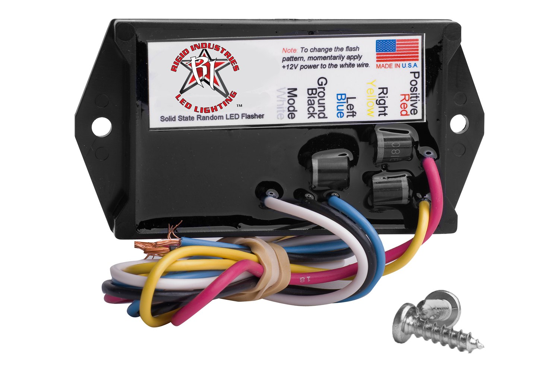 rigid industries 174 40324 3 amp 24v led flasher
