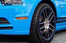 RimPro-Tec® — Wheel Bands on Ford Mustang